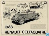 1938 Renault Celtaquatre