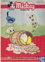 Bandes dessinées - Mickey Magazine (tijdschrift) - Mickey Magazine  99