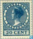 Postage Stamps - Netherlands [NLD] - Queen Wilhelmina - Type 'Veth'