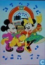 Disney - Topolino en Minnie Rock