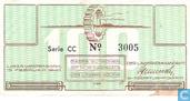 Kamp Westerbork 100 cents 1944
