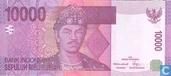 Indonésie 10.000 Rupiah 2005