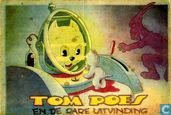 Comic Books - Bumble and Tom Puss - Tom Poes en de rare uitvinding