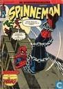 Strips - Spider-Man - De Tarantula is een zeer dodelijk beest!