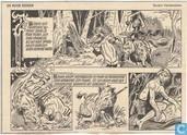 Comics - Rote Ritter, Der [Vandersteen] - De wilde jacht
