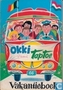 Okki Taptoe vakantieboek