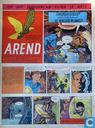 Bandes dessinées - Arend (magazine) - Jaargang 6 nummer 24