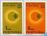 1964 Quiet Sun ans (POR 156)