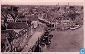 Panorama met Binnenhaven, Hoorn