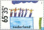 Postzegels - Nederland [NLD] - Kinderzegels