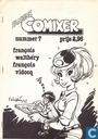 Strips - Comixer (tijdschrift) - Comixer 7