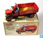Voitures miniatures - Xonex - Coca-Cola Delivery Truck