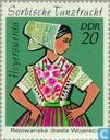 Sorbische Tanztracht