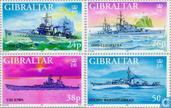 1997 World War II Warships (GIB 199)