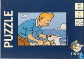Tintin puzzle