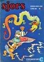 Strips - Sjors van de Rebellenclub (tijdschrift) - 1969 nummer  15