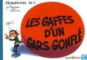 Gaston N°5:Les Gaffes d'un Gars Gonflé