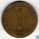 Autriche 1 schilling 1964