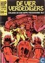 Strips - Fantastic Four - Krijgen er een hippe poederdons bij !