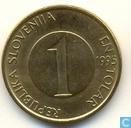 Slowenien 1 Tolar 1995
