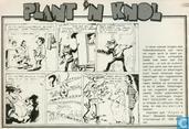 Comic Books - Bosschaert knipsels - 'Plant een knol 'verhaal