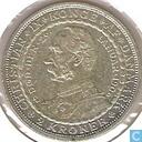 """Coins - Denmark - Denmark 2 kroner 1906 """"Ascension of Frederik VIII"""""""