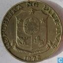 Philippines 25 sentimos 1972