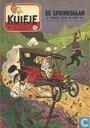 Comics - Anatol - Kuifje 19