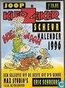 Joop klepzeiker scheurkalender 1996