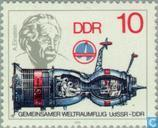 Gemeinsamer Weltraumflug