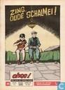 Bandes dessinées - Ohee (tijdschrift) - Zing, oude schalmei