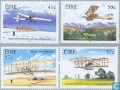 2003 Erster Motorflug (IER 497)