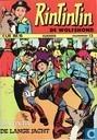 Strips - Rin Tin Tin - De lange jacht