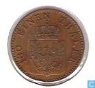 Coins - Prussia - Prussia 2 pfenninge 1852