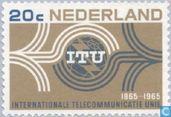 Postage Stamps - Netherlands [NLD] - 100 years of ITU