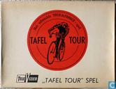 Tafel Tour Het volmaakte Tour de France - spel