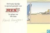 Pins and buttons - MYX Stripmagazine - Franka