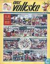 Bandes dessinées - Ons Volkske (tijdschrift) - 1958 nummer  29