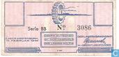 Kamp Westerbork 10 cents 1944