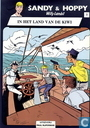 Comic Books - Sandy en Hoppy - In het land van de kiwi