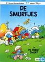 Comic Books - Smurfs, The - De Smurfjes + De Robotsmurf