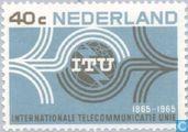 Postzegels - Nederland [NLD] - 100 jaar ITU