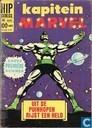 Bandes dessinées - Captain Marvel [Marvel] - Uit de puinhopen rijst een held