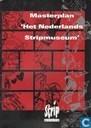 "Masterplan ""Het Nederlands Stripmuseum"""