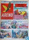 Bandes dessinées - Arend (magazine) - Jaargang 6 nummer 37