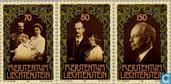 Fürst Franz Josef II-75th anniversary