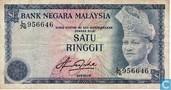 Malaysia 1 Ringgit ND (1981)