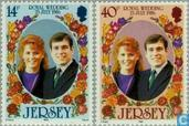 1986 Prins Andrew en Sarah- Huwelijk (JER 83)