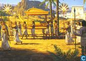 The Burial of Tutankhamen