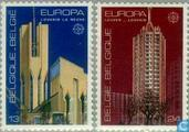 Europe – Architecture moderne